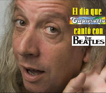 Diego Capusotto Peter Capusotto
