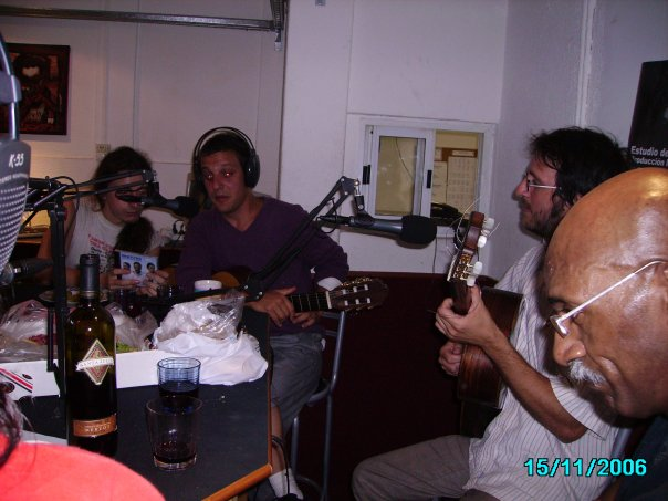 Rodrigo de la Serna - Noviembre de 2006