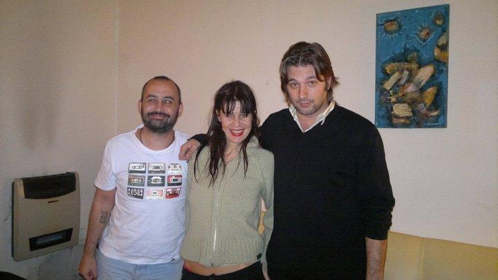 Fabiana Cantilo - Agosto de 2011