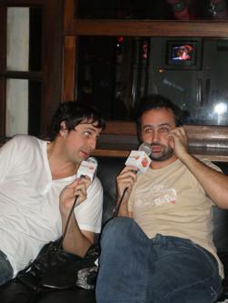 Leo Pagliaro y Nico - En algún momento de 2010