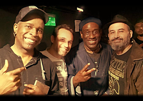 Living Colour Argentina Vernon Reid La Idea Fija