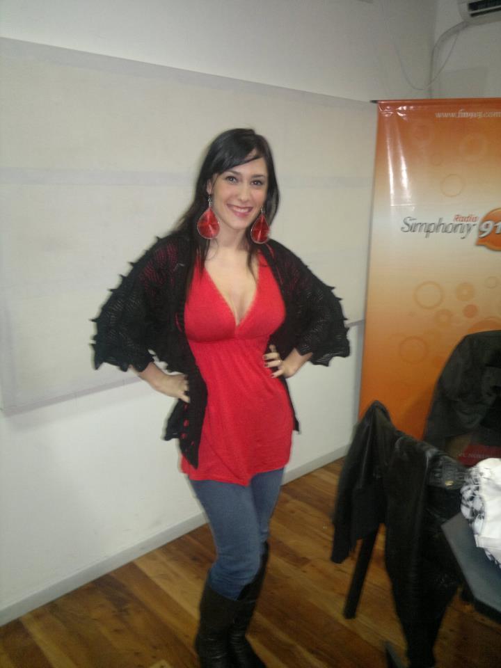 Jésica Hereñú - Junio de 2012