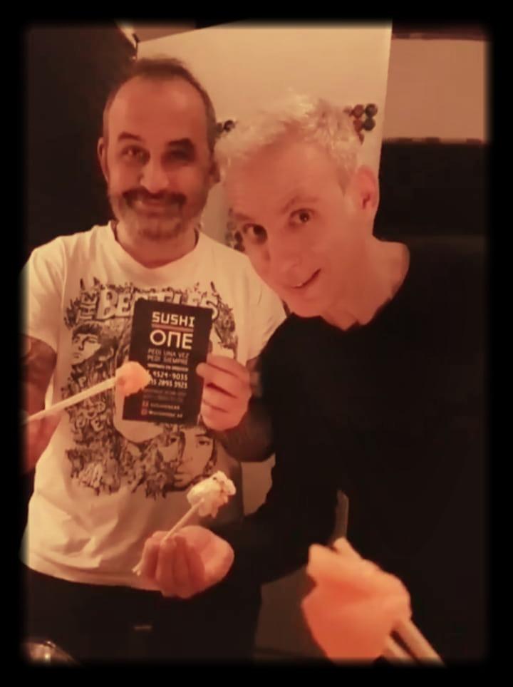 Gigio&Spiker - Agosto de 2018