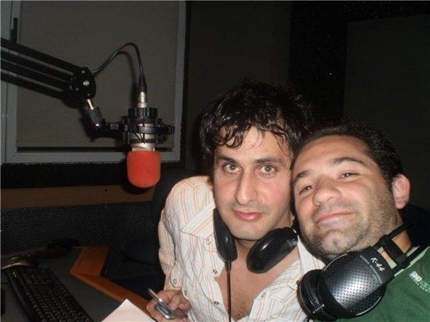 Leo Pagliaro y Heral Giménez - Marzo de 2009