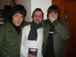 Villanos - Septiembre de 2009