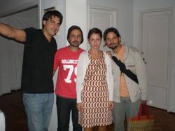 En lo de Romina Ricci después del primer programa del ciclo 2008