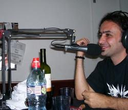 Nico y su melena en uno de los primeros programas del ciclo