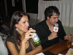 Andrea Estevez - Abril de 2010