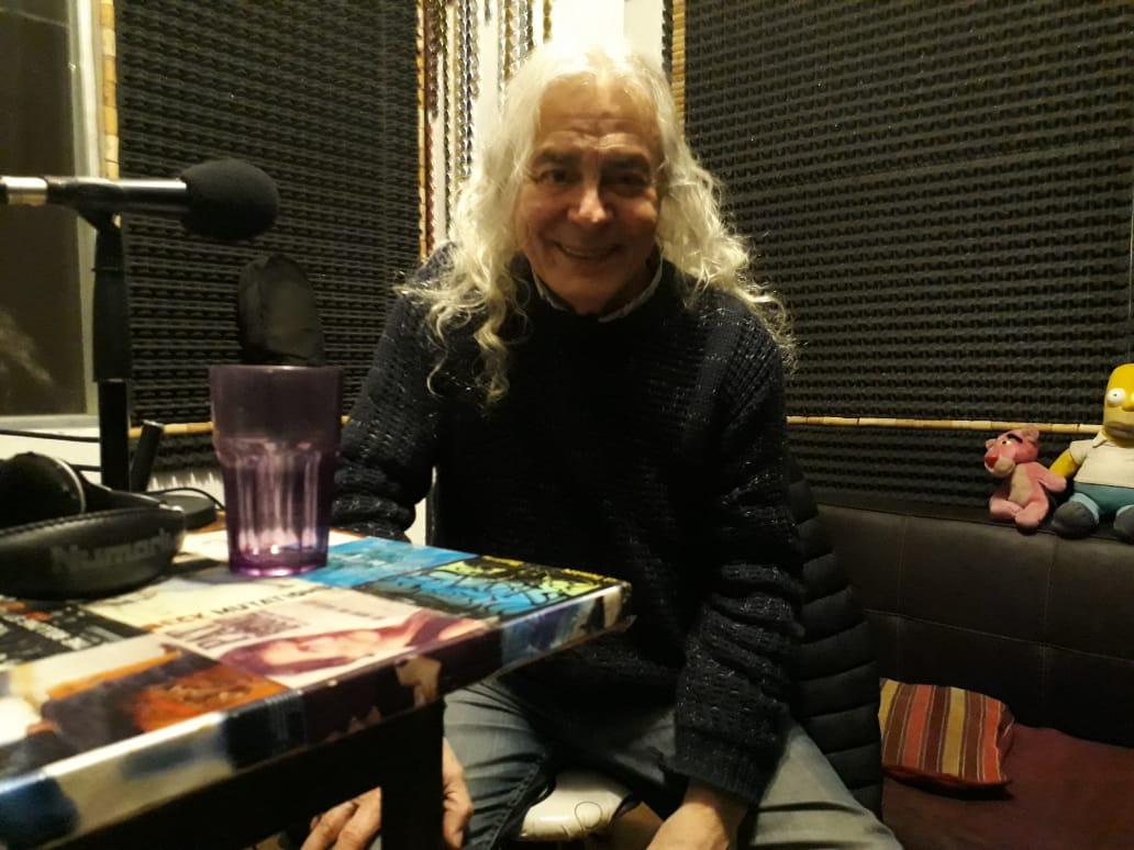 Rodolfo García - Julio de 2019