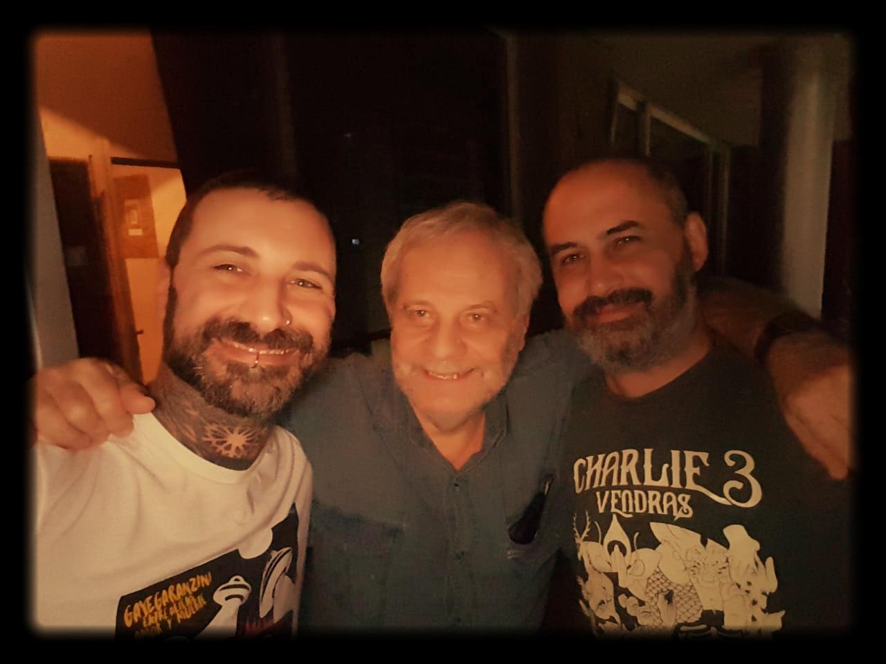 Claudio Gabis - Noviembre de 2018