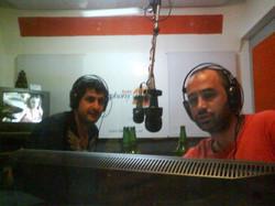 Nico y Leo - Diciembre de 2010