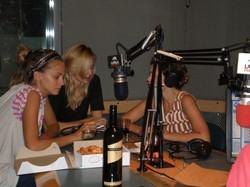 Leonora Balcarce, Julieta Cardinali y Romina Ricci - Marzo de 2008