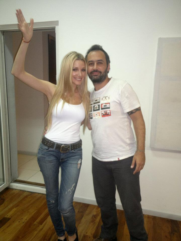Micaela Breque - Diciembre de 2011