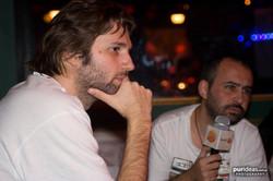 Gonzalo Roa y Nico - Mayo de 2011