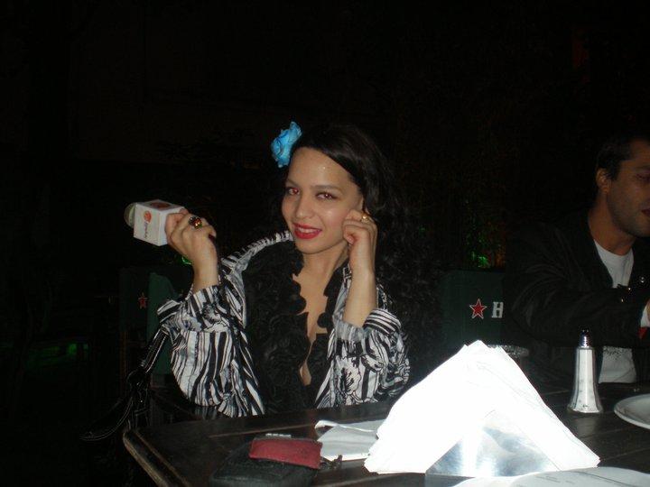 Isabelita Sarli - Octubre de 2010