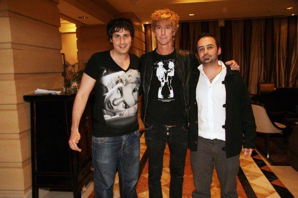 Guns N' Roses - Noviembre de 2009
