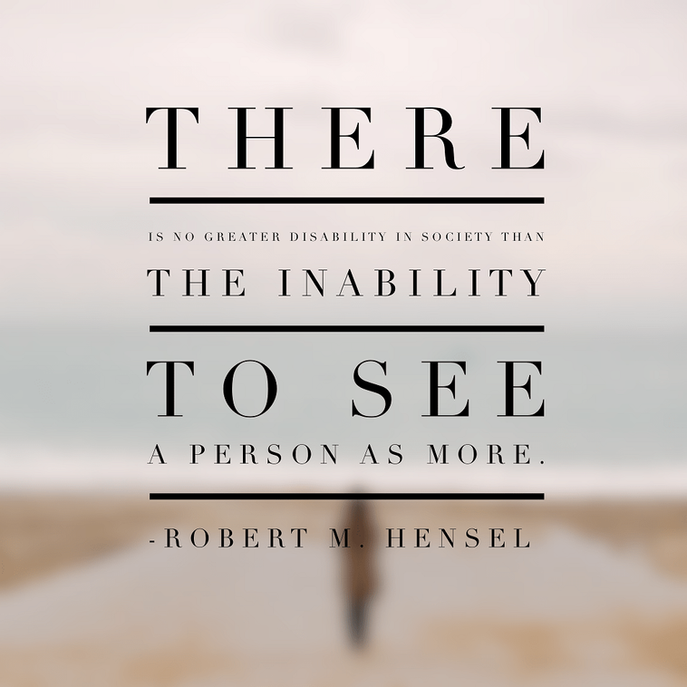 Inclusion, Acceptance, and the Fear of the Unknown
