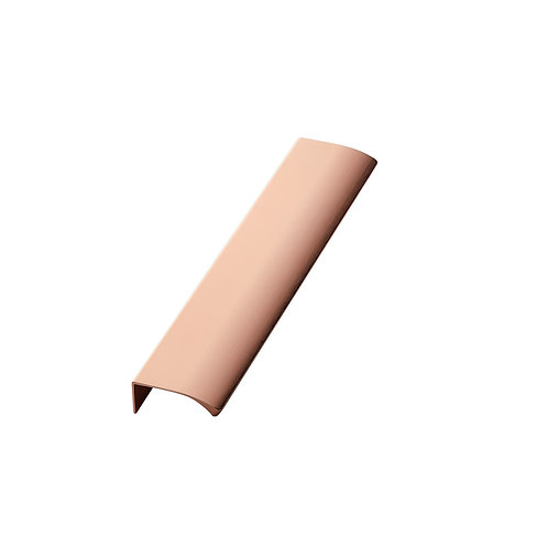 Copper Furnipart Edge Straight Handle - All Sizes