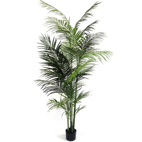 Potted Faux Palm 2100mm