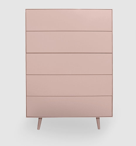 Slimboy 5 Drawer Tallboy