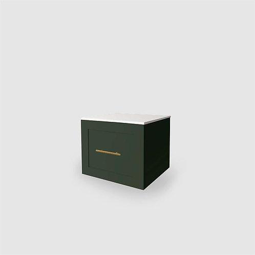 Simple Shaker Vanity - 1 Door