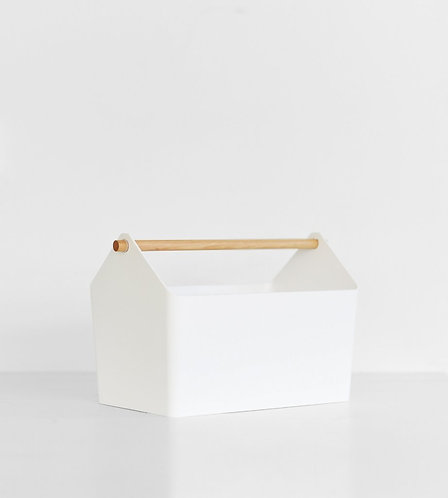 Tosca Storage Box Wooden Handle