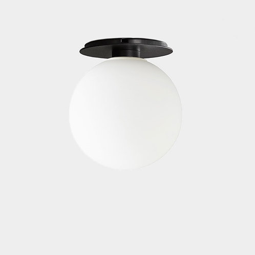 Menu Ceiling/Wall Lamp - TR Bulb - Black