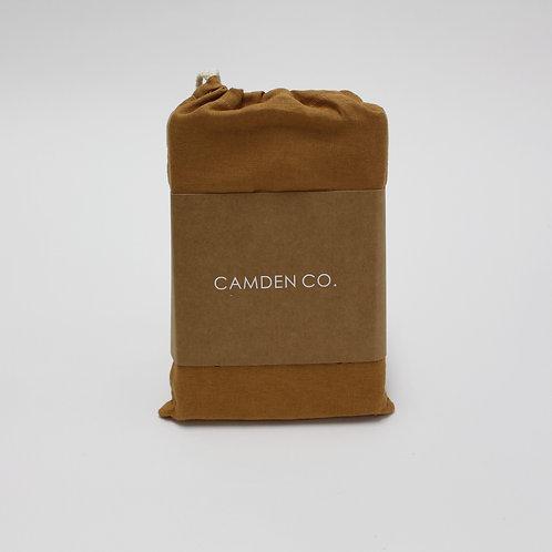 Linen Euro Pillowcase - Set of 2 -Terracotta