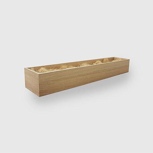 Oak Plywood Planter Box