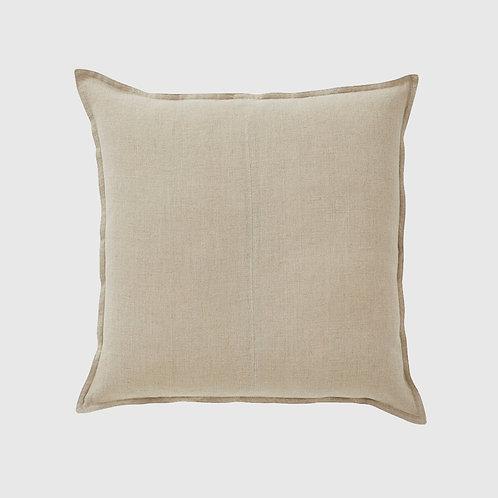 60x60 Cushion - Linen Natural
