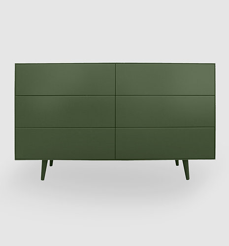 Slimboy 6 Drawer Lowboy