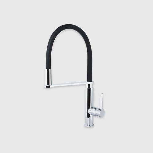 Waterware - Flex Gooseneck Extractable Kitchen Mixer