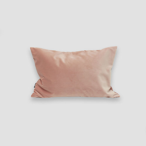 Rose water Scatter Velvet Cushion Cover and Feather Inner