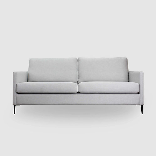 Cleo Slim Arm Sofa Chaise - Range of sizes