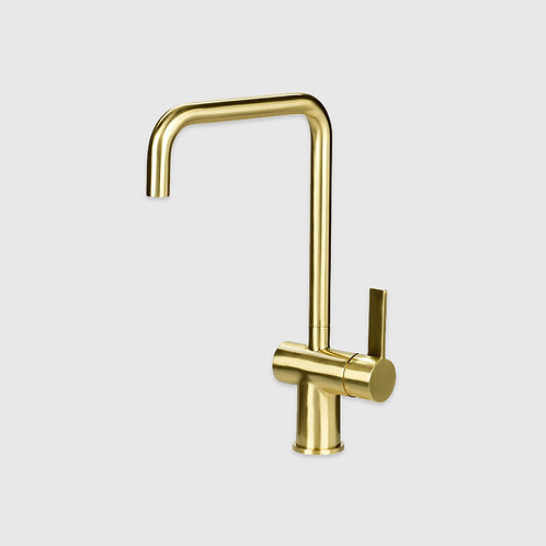 Waterware - Kitchen Mixer Urban Brushed Brass