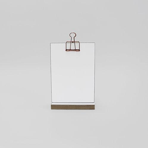 Clip Stand Medium - SupaWhite