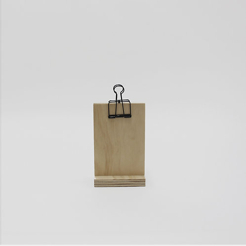 Clip Stand Small - Pine Plywood