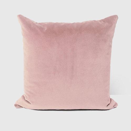 50x50 Cushion - Velvet Petal Blush