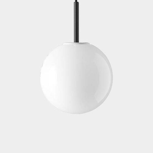Menu Pendant - TR Bulb -Black