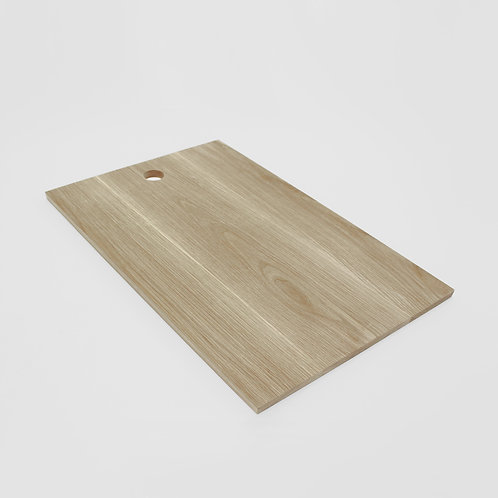 Platter/Chop Board -  Rectangular - Solid Oak