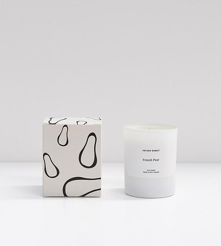 Soy Scented Candle - French Pear