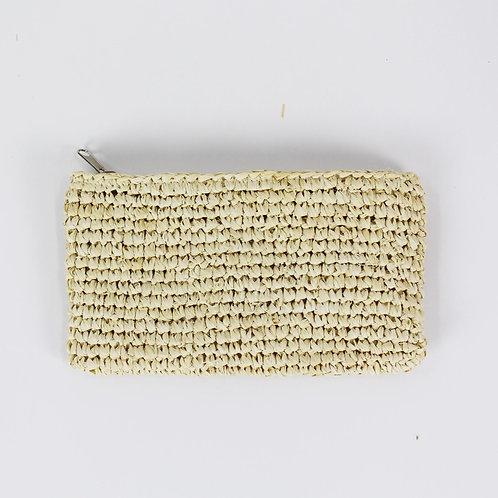 Straw Bali Wallet
