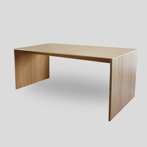 Simple Plywood Desk - Oak Plywood