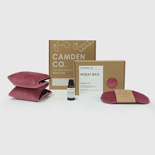 Camden Co Essentials Kit - Gift Package - Blush Velvet