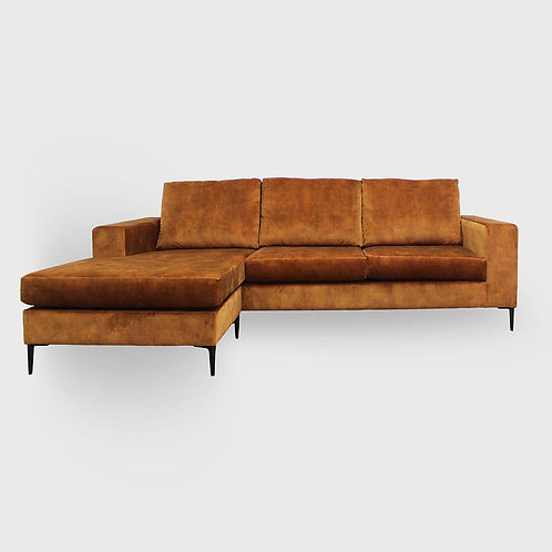Cleo Wide Arm Sofa Chaise - Range of Sizes