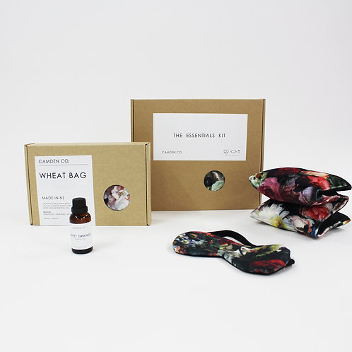 Camden Co Essentials Kit - Gift Package - Flowerbomb