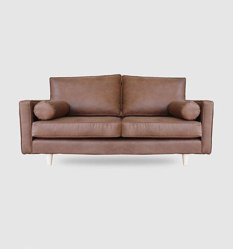 Vegan Leather 3 Seater