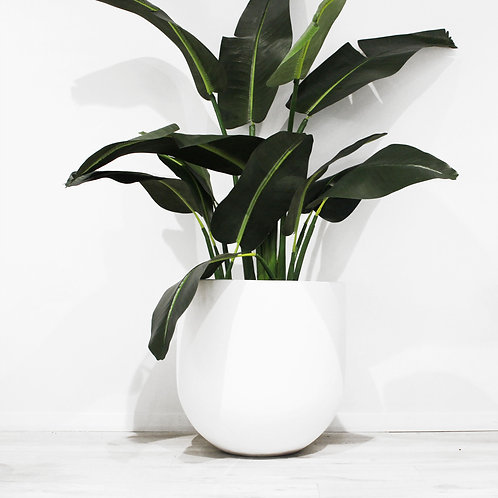 Mood Pots - White Out - Extra Large