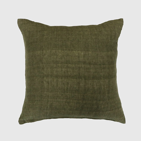 Indira Military Cushion 55x55 with Feather Inner