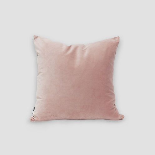 Rose water 50x50 Velvet Cushion Cover and Feather Inner
